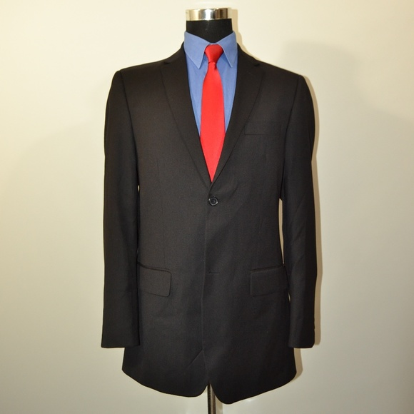 Lineage Other - Lineage 42L (Tag 46L) Sport Coat Blazer Suit Jacke